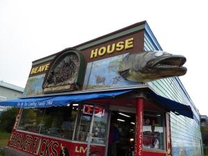 """Beaver House,"" Grand Marais, MN"