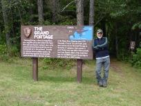 Grand Portage Trail