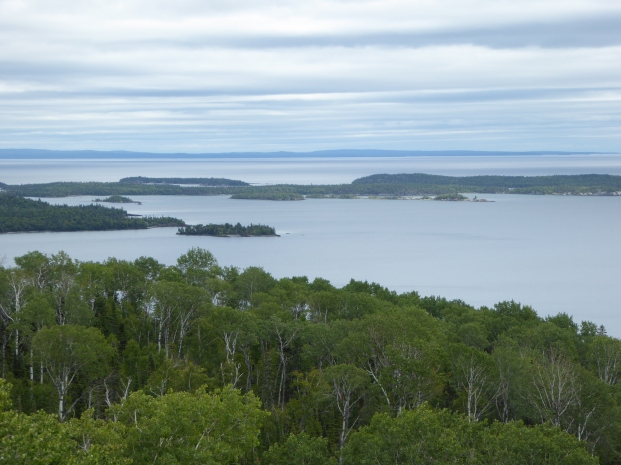 Shoreline of Lake Superior North of Grand Marais