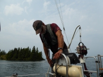 Sailing Isle Royale