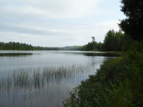 Chicken Bone Lake, Isle Royale