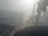 Sailing Into the Fog, Isle Royale
