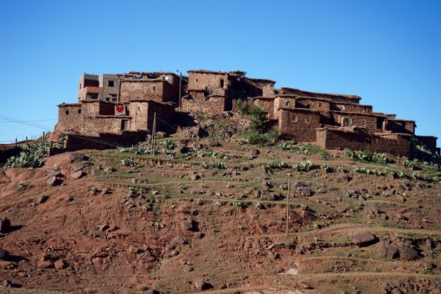Berber Village, High Atlas Mountains