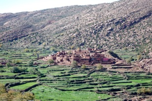 Berber Village, High Atlas Mountains