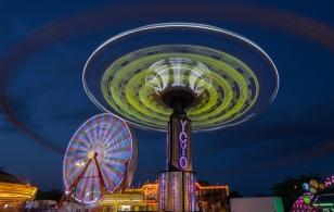 YOYO Ferris Wheel Landscape
